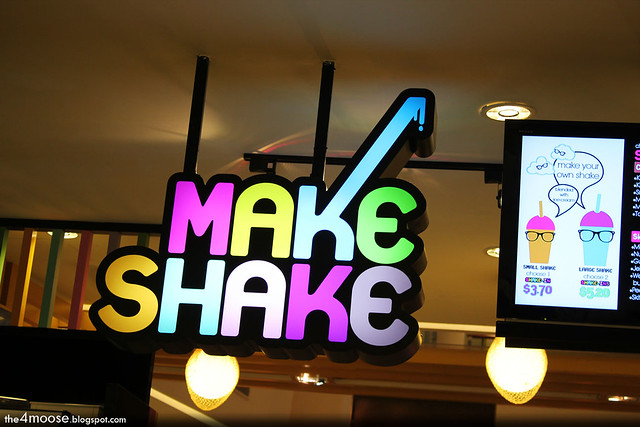Makeshake - Sign