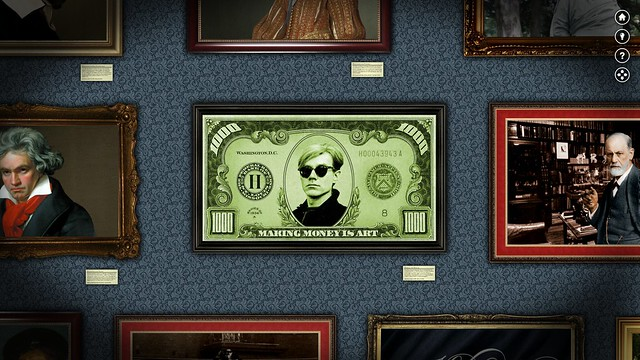 Warhol on Wealth