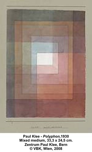 Paul Klee - Polyphon, 1930 by artimageslibrary