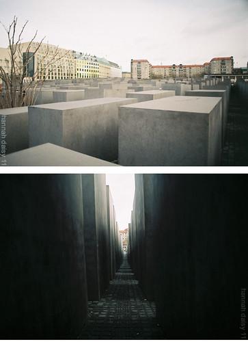 Holocaust Memorial, Berlin 1
