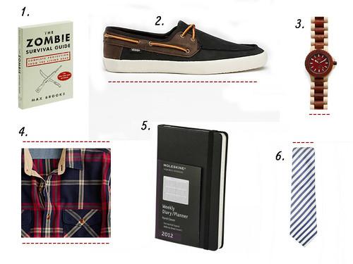 Gift Guide 2: Boyfriend