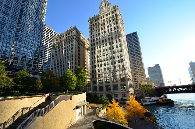 Chicago - River North by Flickr CC atramos
