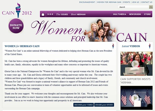 Women for Cain - screenshot 3