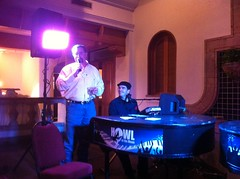 Dan Holmes at Howl's Piano-To-Go Show by Dan Holmes Group