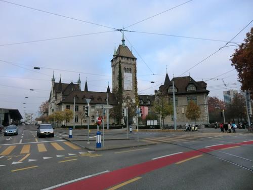 Schweizerisches Landesmuseum : Zurich city