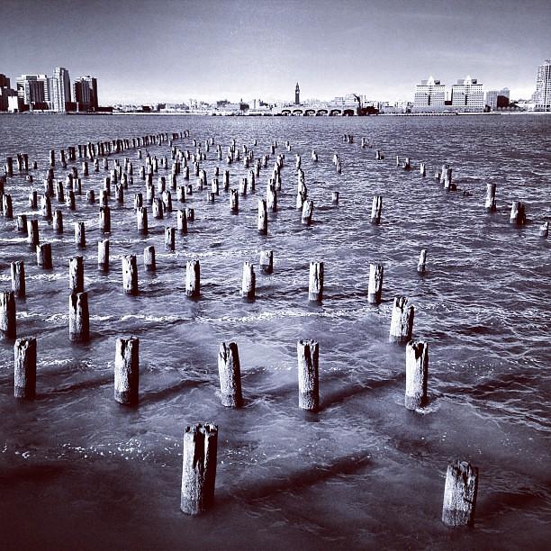 Pier on the Hudson #5