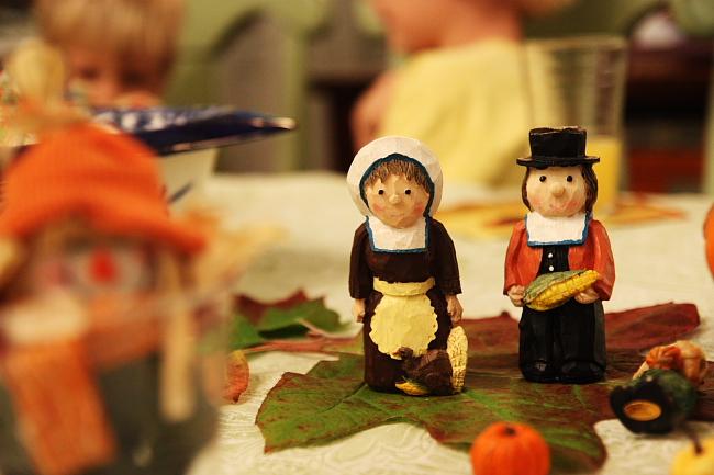 thanksgivingkidstable