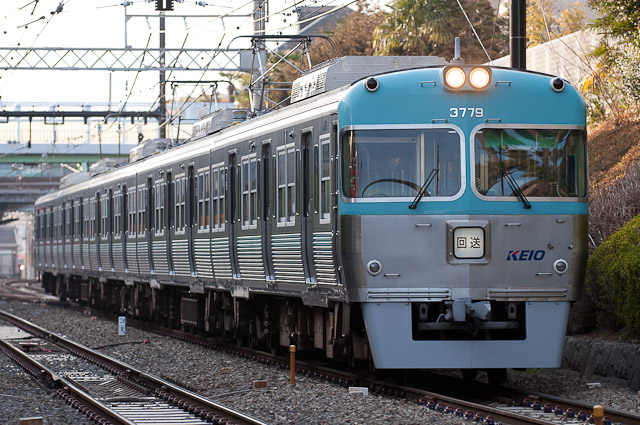 京王電鉄井の頭線3000系 3029F 0227