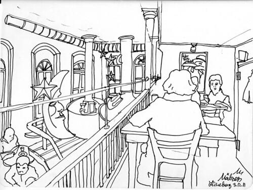 Maelzer_Brewery_in_Lueneburg by manfred schloesser