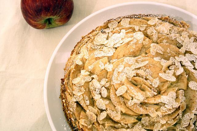 Apple Torte.