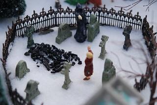 A Christmas Carol: Grim Reaper