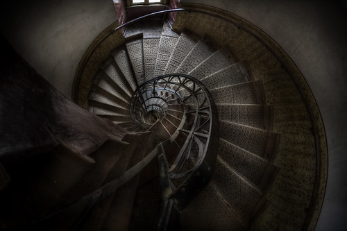Abandoned monastery R  ( explore )