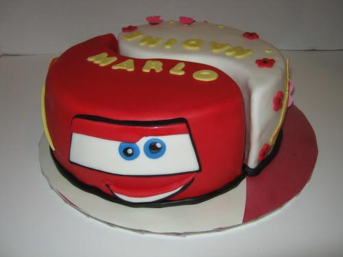 Twins Cake by Cake Maniac
