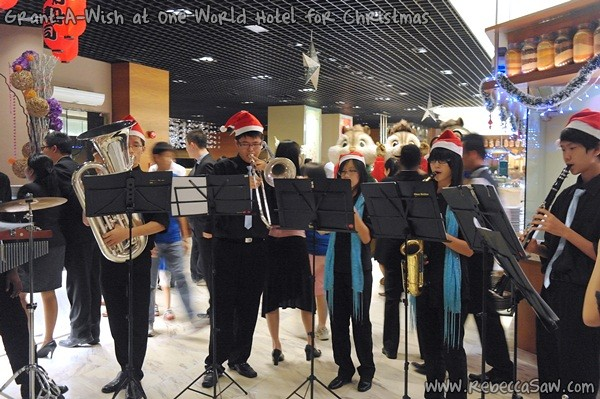 Grant-A-Wish at One World Hotel for Christmas-9