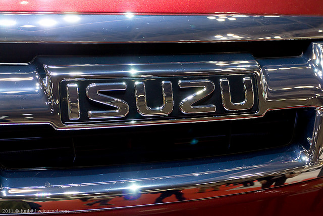 Motor Show - Isuzu