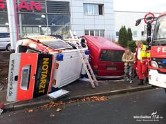 Unfall mit NEF Kelkheim 06.12.11