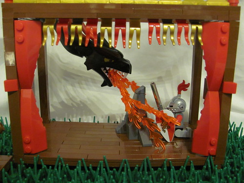 CCCIX Medieval Holiday entry:St.George's Day 6474461631_48d759dcc3