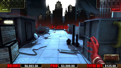 Elektra bonus game
