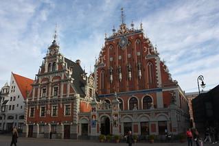 Riga, Blackheads' House