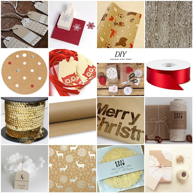 Gift Wrap Inspiration