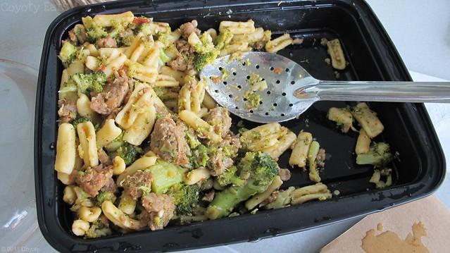 Chicken & broccoli pasta