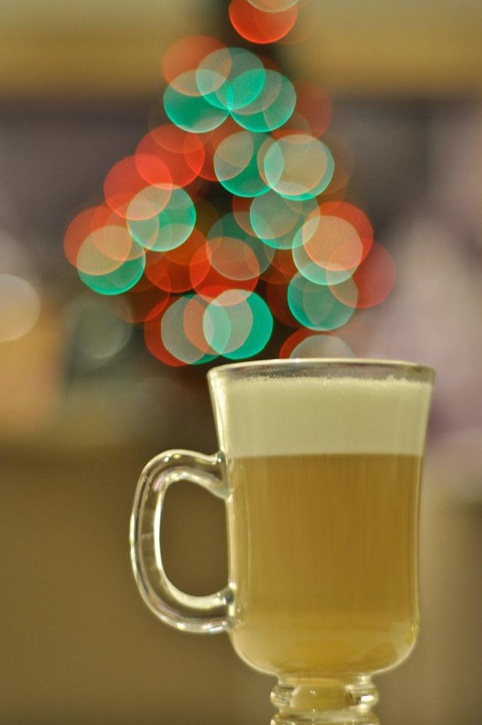 Christmas Latte ...