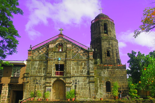 Baras Church - Baras, Rizal