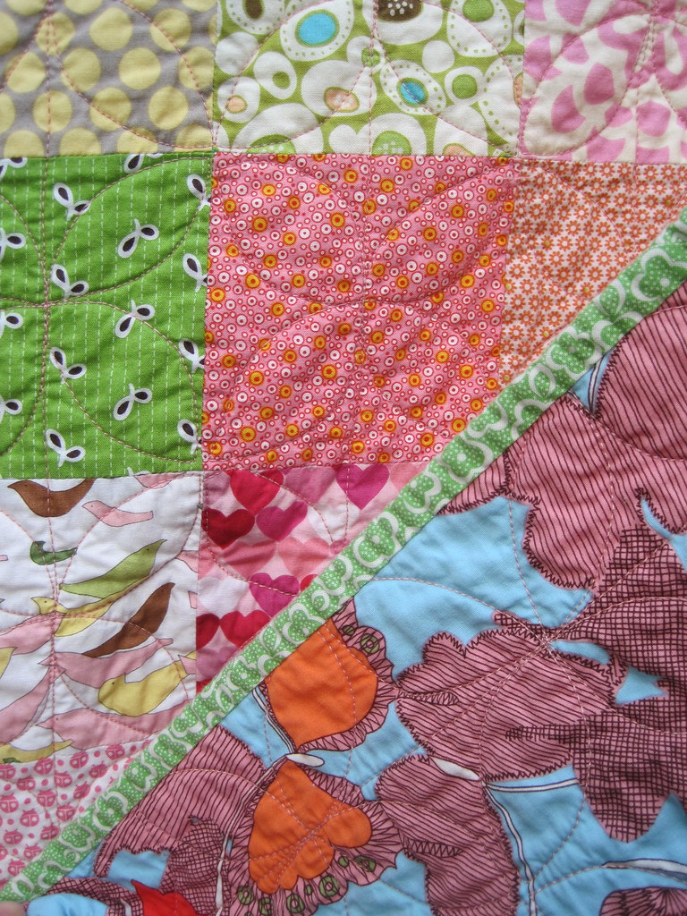 Leftovers Quilt Binding