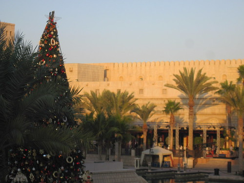 Christmas at Madinat