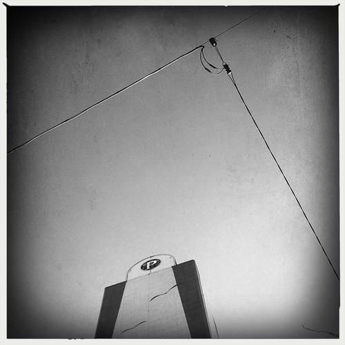 空の直角 #hipstamatic