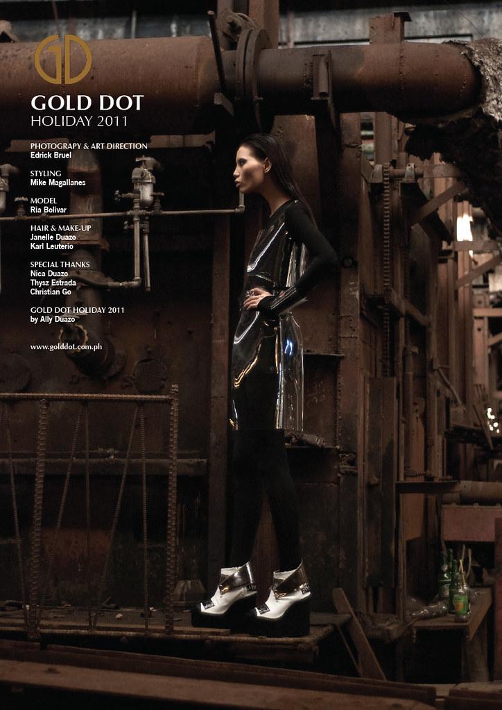 Gold dot lookbook dec 20118