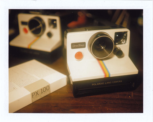 In Dreams - Polaroid OneStep Rainbow