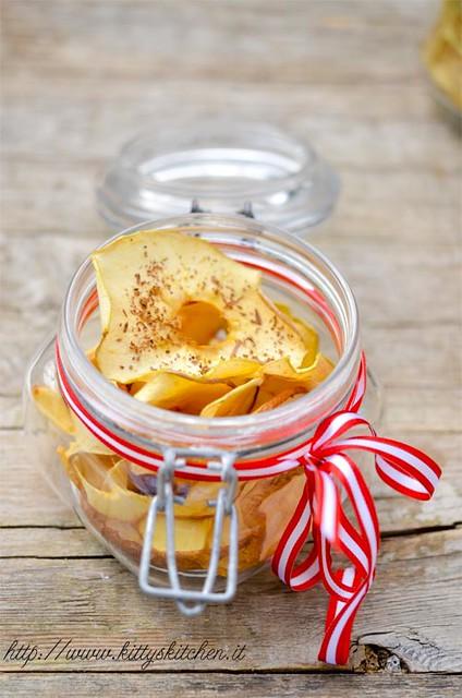 mele essicccate alla cannella come oggetto avanzato-1