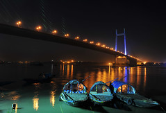 Vidyasagar Setu, Kolkata..