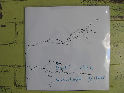 Geoff Mullen - Accidental Guitars LP - Rel Records