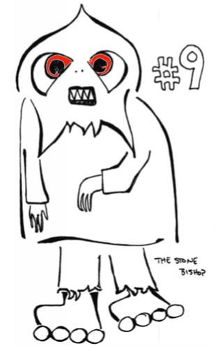 Monster Number 9