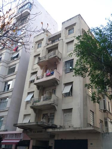 Edificio Ophir, Copacabana