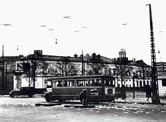 Tyske bombemaskiner over København