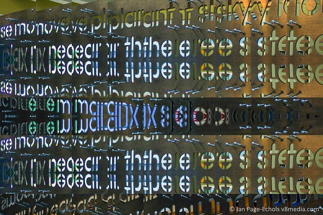 Word Wall - Decim8 move sky the