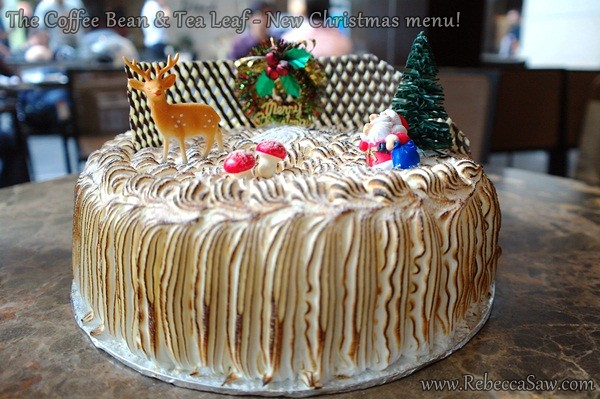 coffee bean - Christmas menu-9