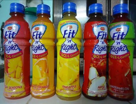 New Del Monmte Fit 'n Right