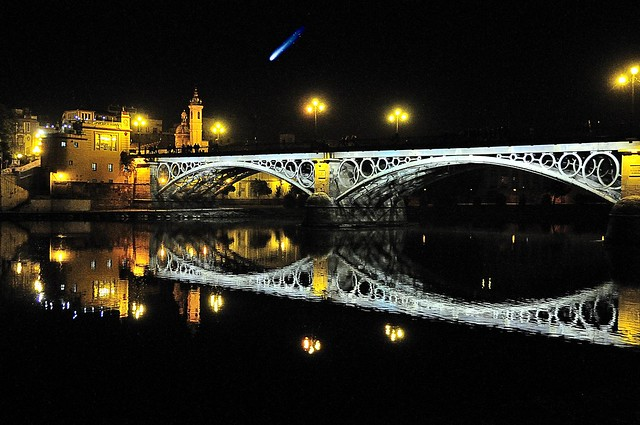 Puente de Triana Sevilla- Triana Bridge Seville