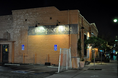 The Spice Table - Los Angeles