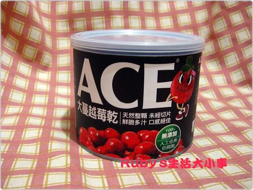 ACE 大蔓越莓乾