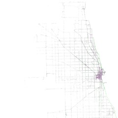 Speed and popularity: Chicago