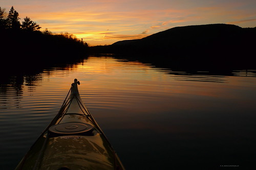 ocean sky reflection water colors evening kayak novascotia view kayaking seakayak capebreton brasdor brasdorlakes littlenarrowsferry nspp perfectescapes