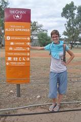 Arribem a Alice Springs unes 24 hores més tard