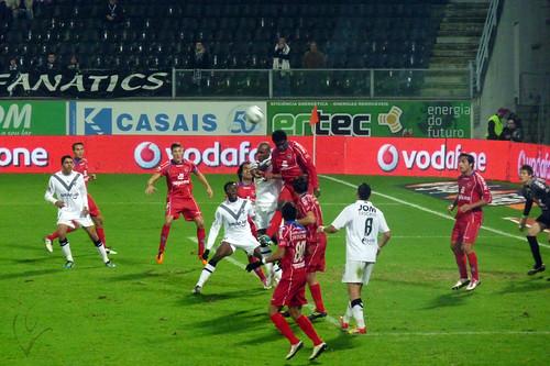 Vitória SC 1-1 Gil Vicente