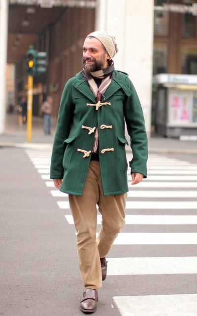 Canadiana verde (Milão)