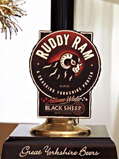 52 beers 4 - 17, Black Sheep, Ruddy Ram, England